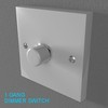 02 33 00 553 switch socket plastic   render 1 4