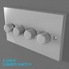 02 33 01 531 switch socket plastic   render 4 4