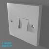 02 33 02 83 switch socket plastic   render 6 4