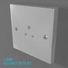 02 33 02 872 switch socket plastic   render 11 4