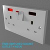 02 33 06 350 switch socket plastic   render 18 4