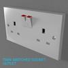 02 33 06 57 switch socket plastic   render 17 4