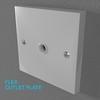 02 33 06 815 switch socket plastic   render 19 4