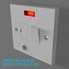 02 33 07 930 switch socket plastic   render 23 4