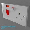 02 33 09 193 switch socket plastic   render 25 4