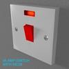 02 33 09 603 switch socket plastic   render 27 4