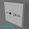 02 33 11 380 switch socket plastic   render 37 4