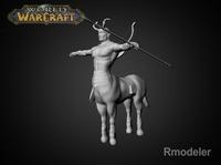 Kentavr Anatoliy 3D Model
