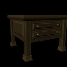 Small dresser 3D Model