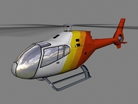 Colibri V2 3D Model