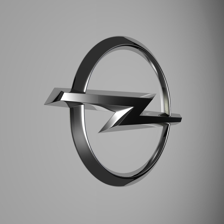 100 Opel Logo History 4pcs 60mm Car Styling Opel