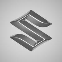 Suzuki Logo 3D Model