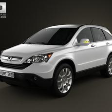 Honda CR-V 2010 3D Model