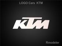 KTM 3d Logo 3D Model