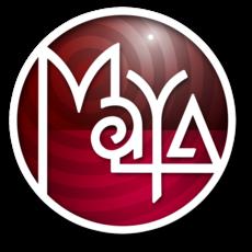 Retro Inspired MAYA Icon for OS X 0.9.0