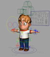 Billy Barker 1.0.0 for Maya