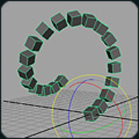 Parent Objects 1.0.0 for Maya (maya script)