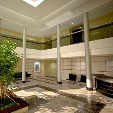Maxwell Render Lobby and Corridor 3D Model