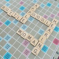 Scrabble 3D Model