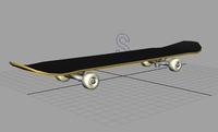 Skateboard 1.0.0 for Maya