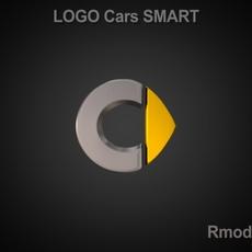 Smart 3d Logo 3D Model