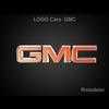 GMC 3d Logo 3D Model