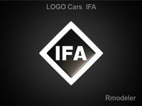 Ifa 3d Logo 3D Model