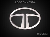 Tata 3d Logo 3D Model