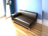 IKEA KRAMFORS sofa 3D Model