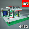 02 45 38 819 lego 6472 octan gas station set pack 3d model free 4