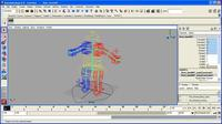 Free Biped Rig Builder for Maya 1.0.0 (maya script)