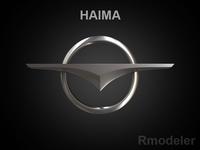 Haima 3d Logo 3D Model