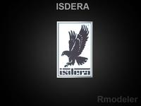 Isdera 3d Logo 3D Model