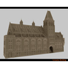02 46 54 605 lowpoly building 07 4