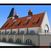 02 46 55 813 lowpoly building 03 4