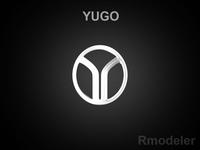 Yugo 3d Logo 3D Model