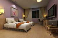 Guest Room 032 3D Model