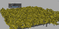 Free Scatter for Maya 2011 distribute objects across any poly surface for Maya 1.0.1 (maya script)