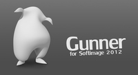 Free Gunner for Softimage 2012 for Xsi 1.1.1