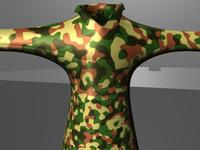 Free army uniform Shaders for Maya 1.0.0