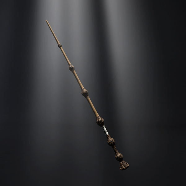 The elder wand 3d model for Harry potter wands elder wand