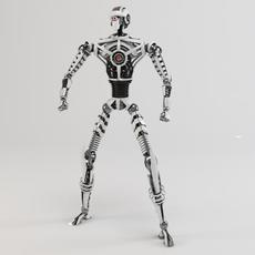 Robot SIN230 3D Model