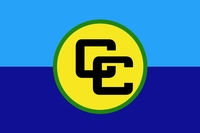 CARICOM texture Flag
