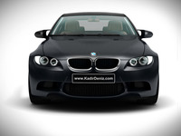 Bmw M3 E92 High Poly 3D Model