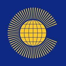 Commonwealth texture Flag