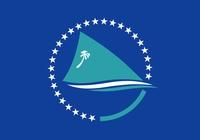 Pacific Community texture Flag