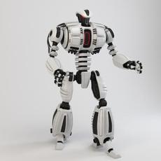 Robot Dg540 3D Model