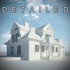 02 52 38 131 residence house villa free 3d model 4