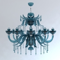 Classic Ceiling Light 3D Model