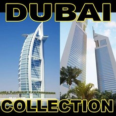 Dubai Collection 3D Model